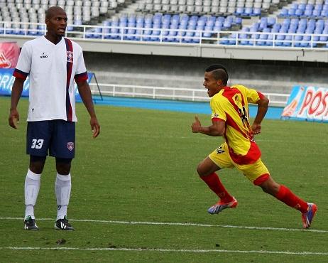Autor del gol (2)