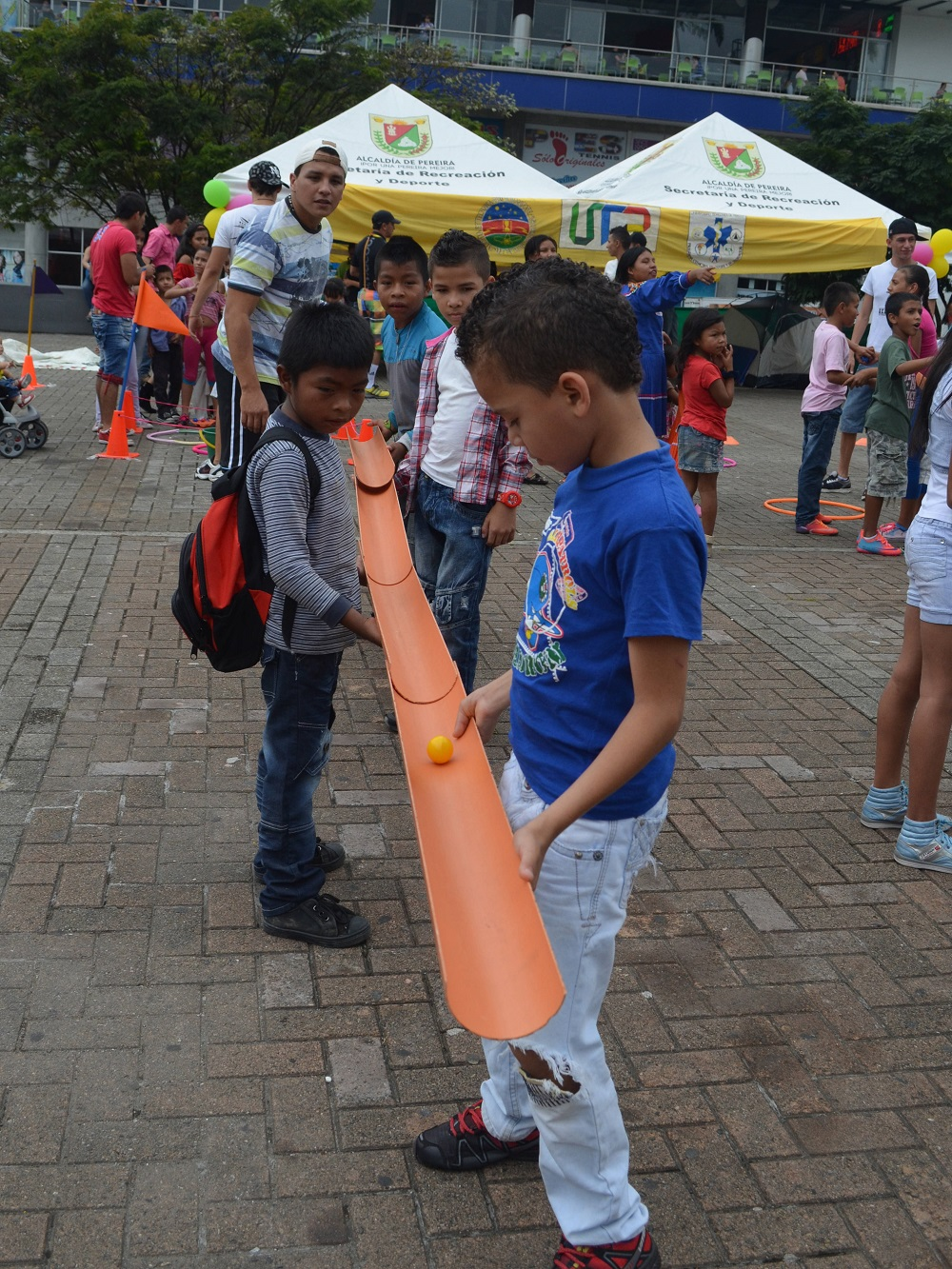 ACTIVIDAD EN PEREIRA