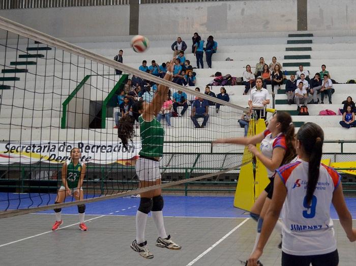 voleibol juegos superate en pereira