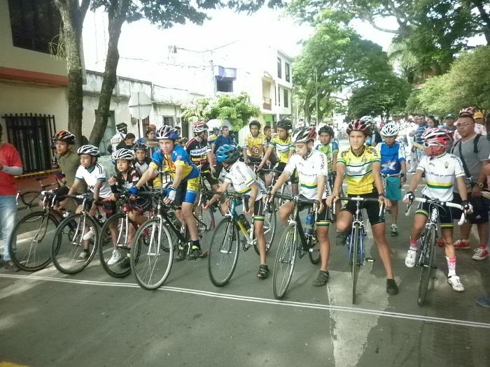 ciclismo en la virginia