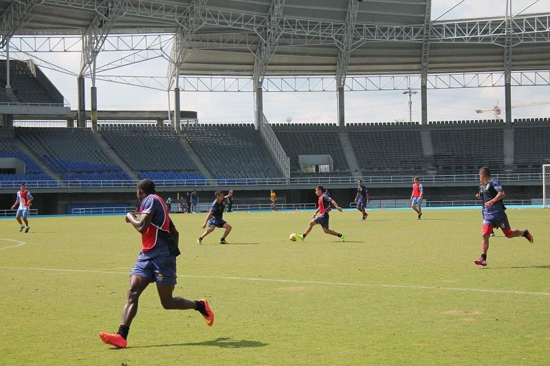 Deportivo Pereira entrenamiento (2)