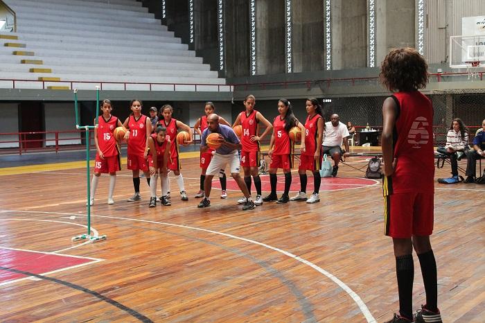 capacitación baloncesto