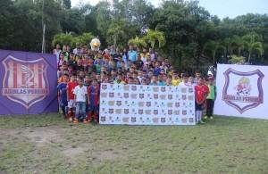 Escuela de Fútbol Águilas Pereira