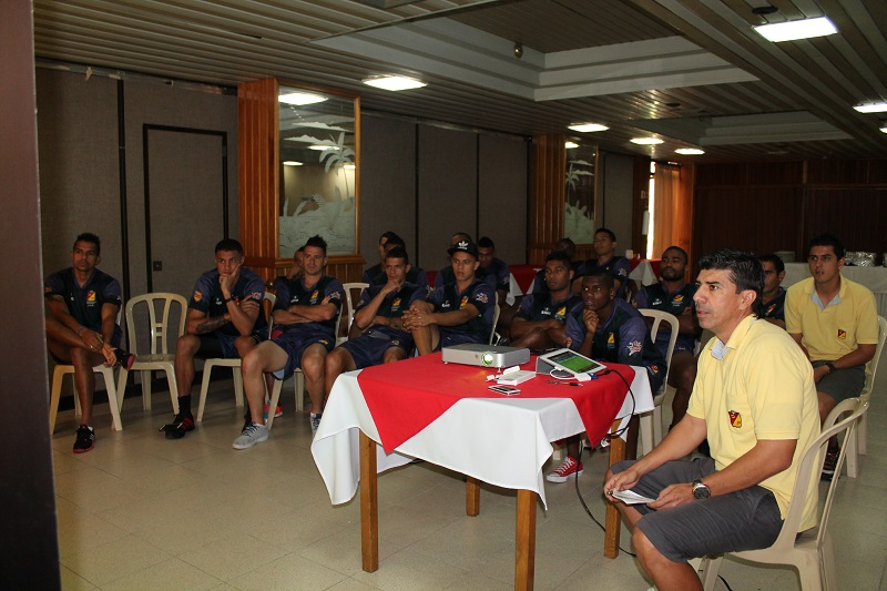 Charla técnico Deportivo Pereira (2)