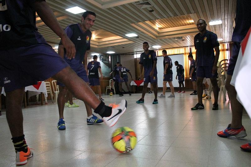 Entreno Pereira en Santa Marta (3)