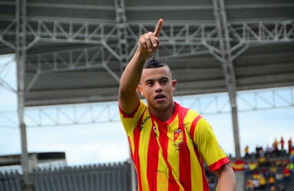 Leo Castro Deportivo Pereira