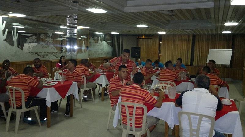 Pereira en Santa Marta