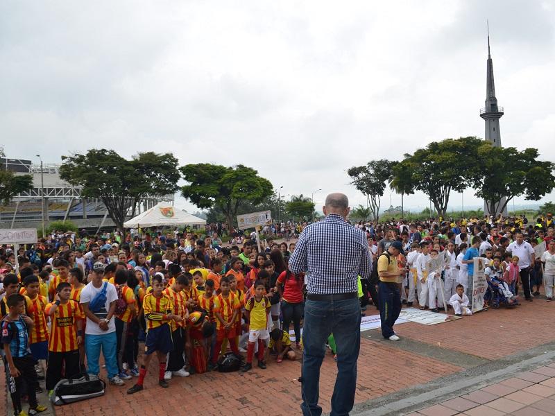 Festival Macro Deportivo Pereira (1)