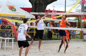 Torneo Navideño Voley arena Pereira