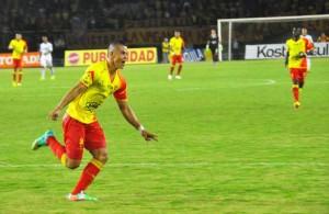 Gol Pereira - América