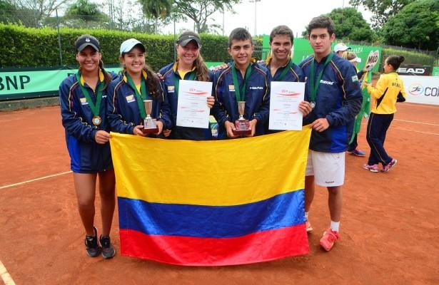 Suramericano Tenis en Pereira (1)
