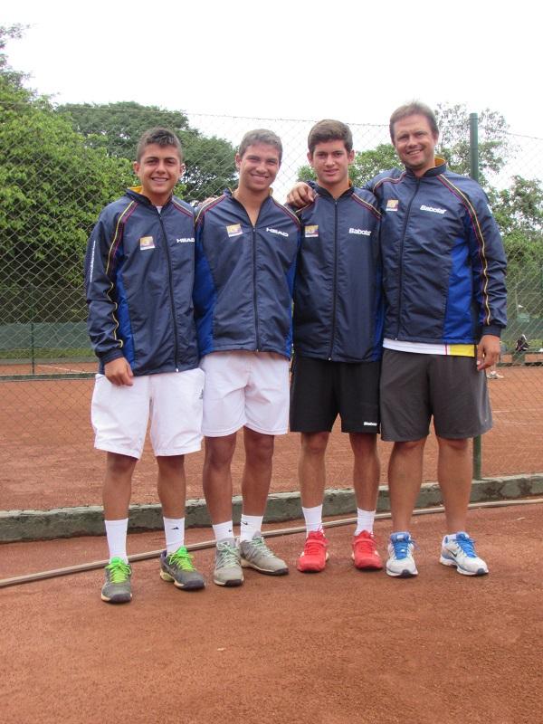 Suramericano de Tenis (1)