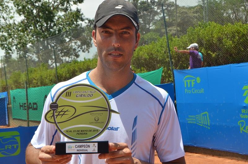 Campeón III Copa Santiago Giraldo (2)