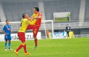 Deportivo Pereira imparable en casa  (1)