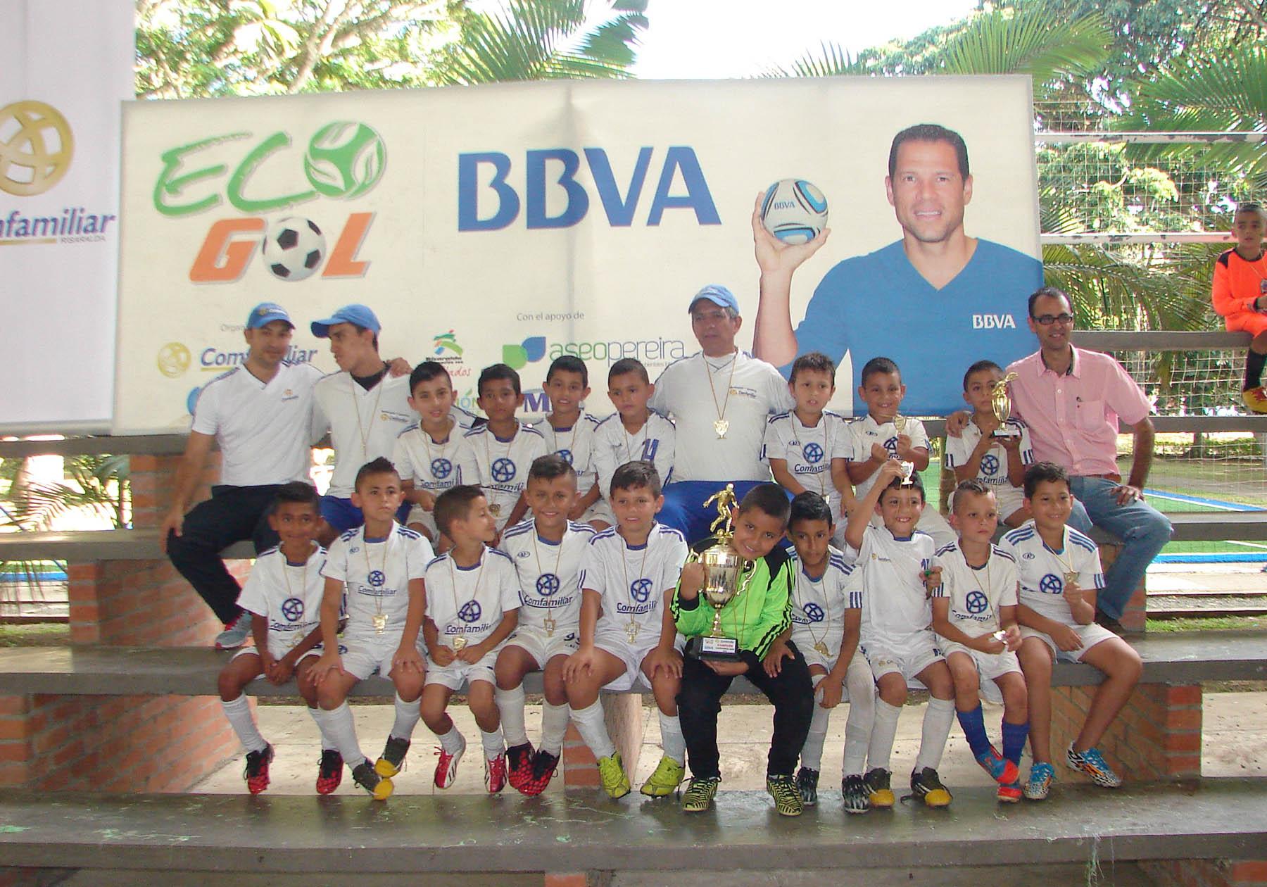 Comfamiliar campeón 2006