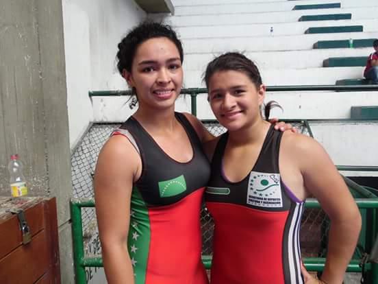 Lucha Risaraldense, hermanas grajales  (1)