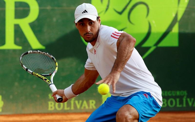 Fernando Romboli, tenista brasileño