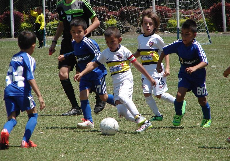 Boca Juniors Vs Comfamiliar (2008)