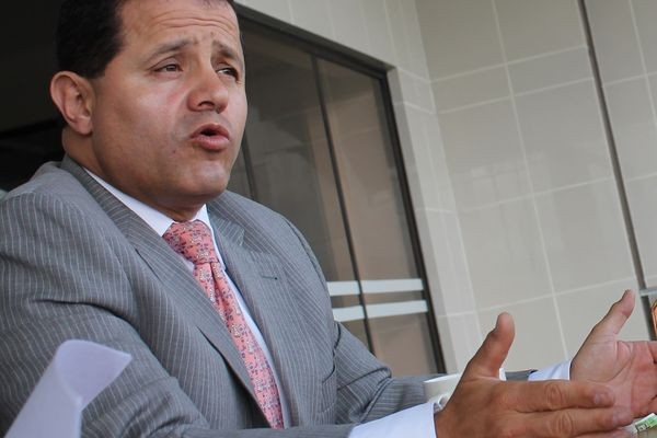 Omar Candamil Liquidador del Pereira
