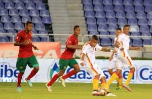 Deportivo pereira ganó en Barranquilla