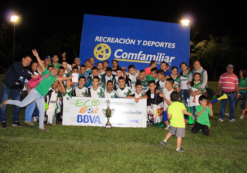 campeones ecogol bbva comfamiliar torneo futbol ecologico (1)