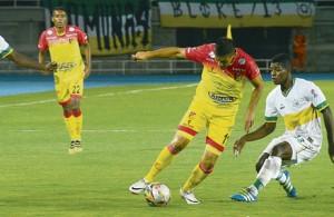 Deportivo pereira perdió el invicto de local