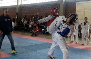 taekwondo jusgos supérate