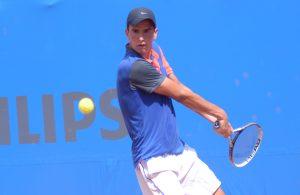 Juan Montes/Tenis pereirano